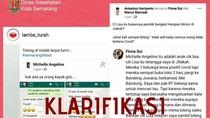 Emak-emak Viral Ajak Sebar Corona di Semarang Diisolasi-Diawasi Polisi