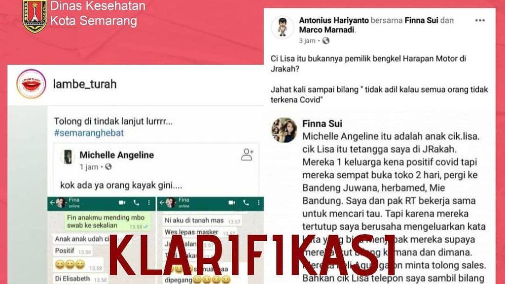 Viral Pesan Ajak Sebar Corona di Semarang, Polisi Kaji Jerat UU ITE