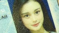 Punya Foto Cantik di KTP, Wanita Ini Jadi Viral & Buat Iri Netizen