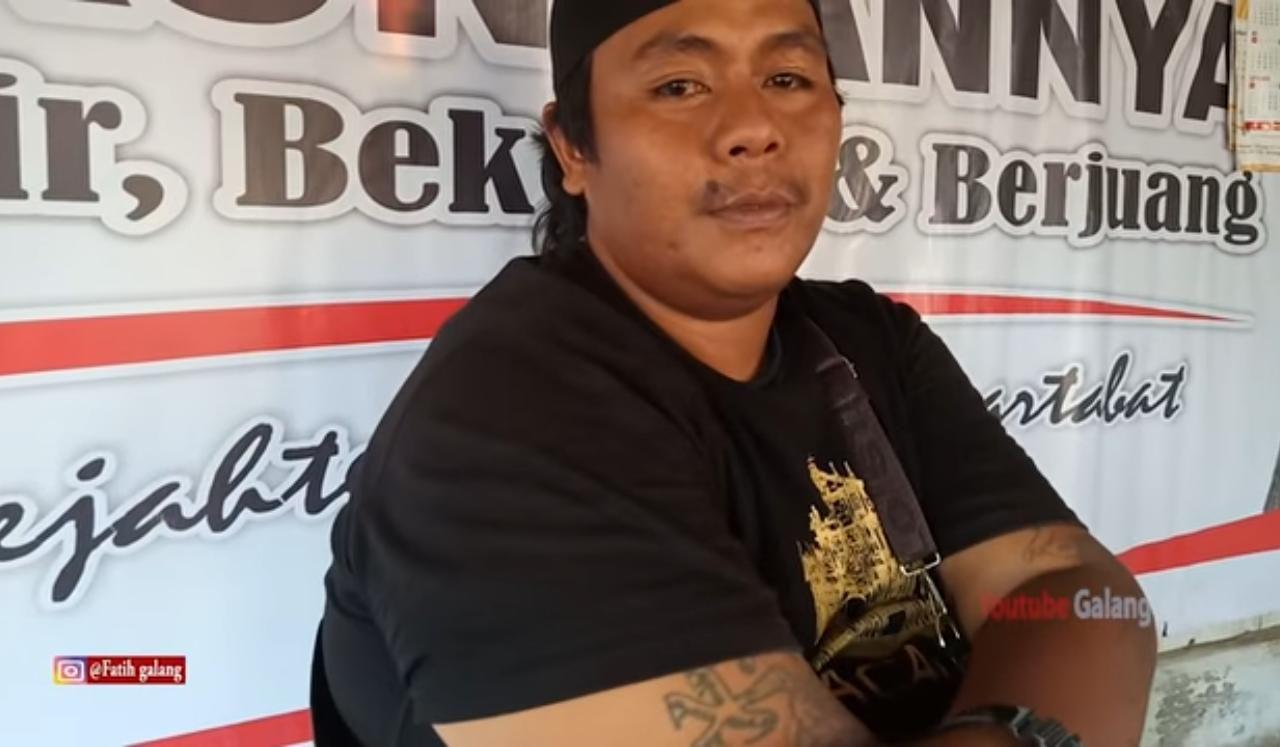 Mantan Preman Jualan Bakso