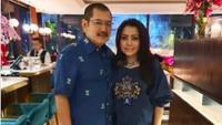 Bambang Trihatmodjo Dicekal, Mayangsari Asyik Nyanyi dengan Anak
