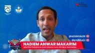 Nadiem: Saya Yakin Angkatan 2020 Jadi Jagoan yang Tahan Banting