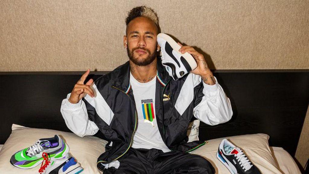 Wow! Bayaran Sponsor Neymar Kalahkan Ronaldo-Messi