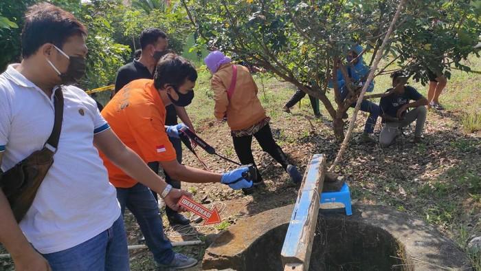 Penemuan mayat di dalam sumur di Bener, Purworejo -19/9/2020