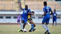 Persib Bandung Menang 26-0 di Laga Uji Coba
