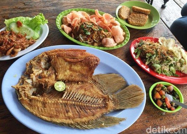 Restoran lesehan di Tangerang Selatan