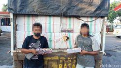 2 Orang Beserta Rokok Ilegal Senilai 1,4 M Diamankan Bea Cukai Kudus