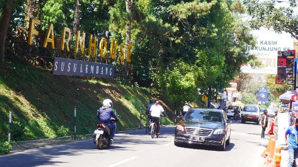 PSBB Jakarta Diperpanjang, Pintu Masuk ke Objek Wisata Lembang Diperketat