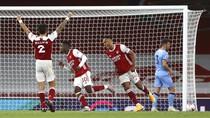 Arsenal Jangan Cuma Bergantung pada Gol Aubameyang
