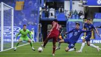 Chelsea Vs Liverpool: The Blues Dapat Kartu Merah, Skor Masih 0-0