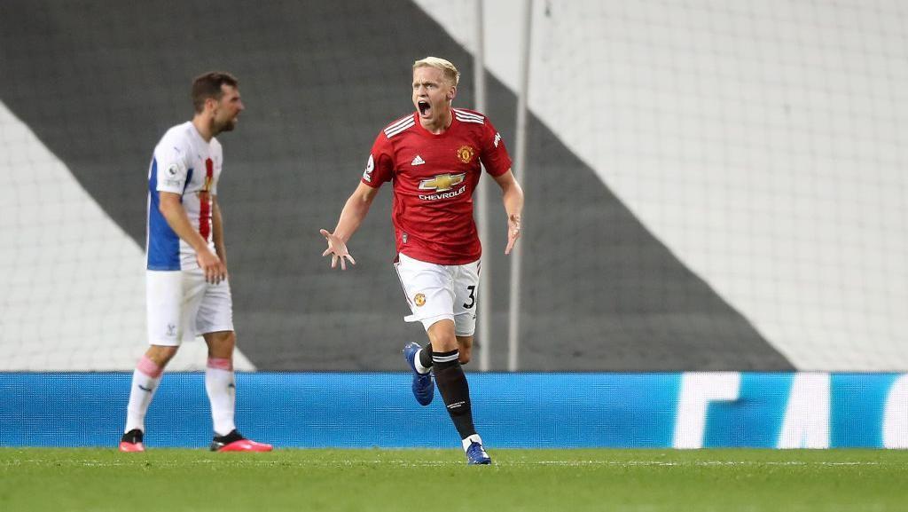 Secercah Harapan di Balik Kekalahan Manchester United