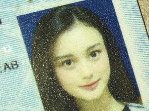 Ini Dia Wanita yang Bikin Iri Netizen karena Cantik di Foto KTP