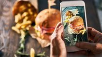 5 Tips Foto Makanan dan Benda Pakai Kamera HP
