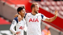 Harry Kane Empat Assist, Son Heung-min Empat Gol