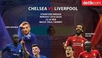 Chelsea Vs Liverpool: Sengit di London Barat