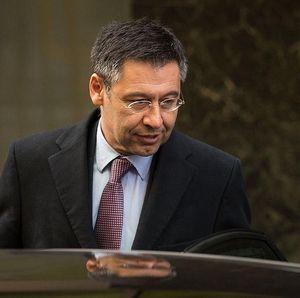 Bartomeu Enggan Mundur dari Presiden Barcelona