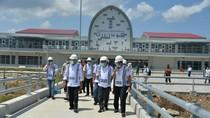 Menhub Kunjungi Lombok Cek Kesiapan Dermaga dan Terminal Gilimas