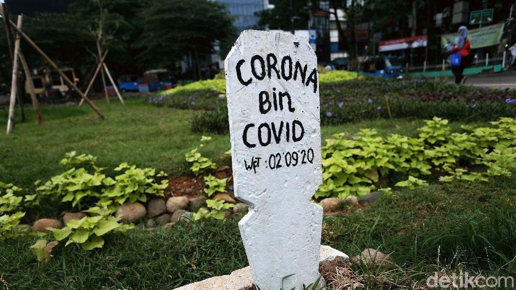 Pecah Rekor Lagi! Ini Sebaran 308 Kasus Kematian Corona 19 Januari