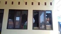Polisi Buru Pelaku Diduga Geng Motor yang Rusak Madrasah di Tasik