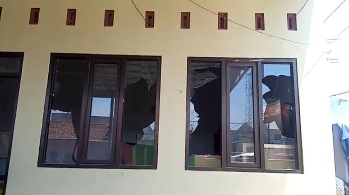 Madrasah di tasikmalaya dirusak
