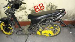 Curi Motor di Masjid, Pemuda di Makassar Ditangkap