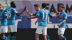 Liga Italia: Napoli Atasi Parma 2-0