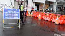 Pemkot Bandung: Buka Tutup Jalan Masih Dilaksanakan