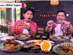 Bikin Laper! Puas Makan Gujeolpan dan Sup Buntut khas Korea yang Empuk Juicy