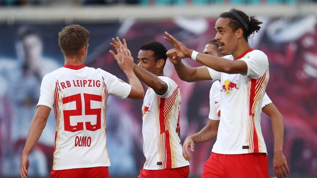 RB Leipzig Vs Mainz 05: Si Banteng Merah Menang 3-1