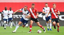 Southampton Vs Tottenham Hotspur: 1-1 di Babak Pertama