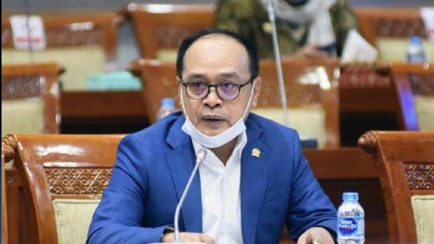 Anggota Komisi III DPR RI Supriansa.