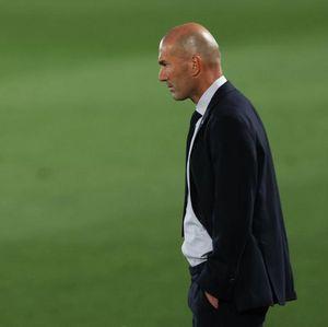 Zinedine Zidane Masih Belum Berjodoh dengan Copa del Rey