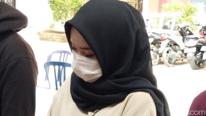 7 Orang yang diamankan terkait pemerkosaan mahasiswi secara bergiliran di Makassar (Hermawan-detikcom).