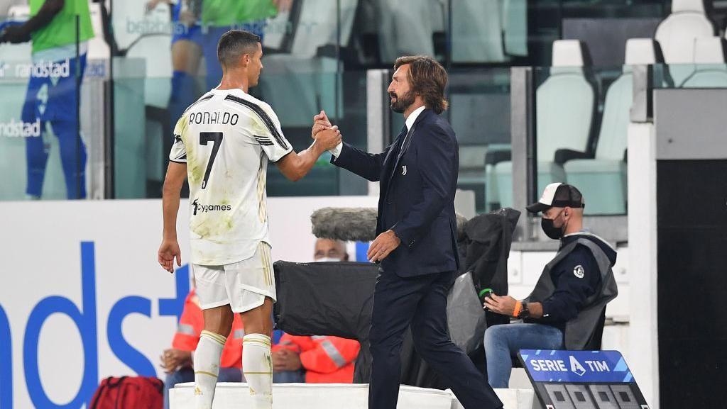 Juventus-nya Andrea Pirlo Masih Cari Hal Ini