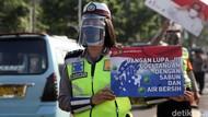 Sepekan Operasi Yustisi, 46.134 Pelanggar Protokol COVID di Jadetabek Ditindak