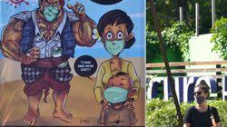Zona Merah Bertambah Jadi 11, Paling Banyak di Bali
