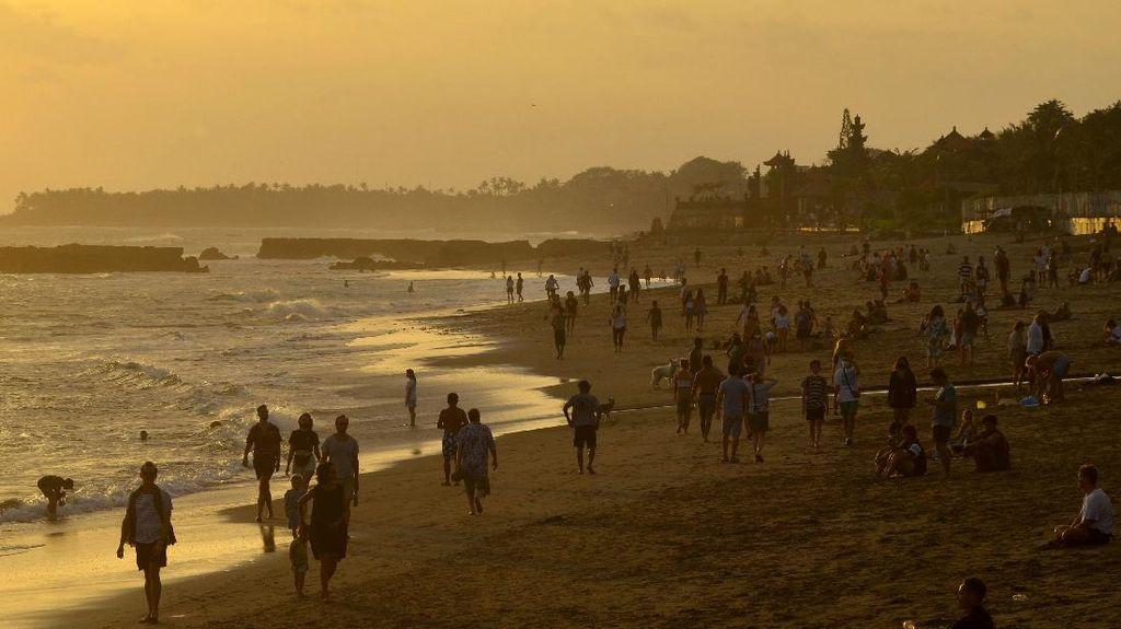 Masih Pandemi, Kunjungan Turis Asing ke RI Turun Tajam
