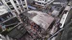 Bangunan Runtuh Tewaskan 10 Orang di India, Evakuasi Terus Berlanjut