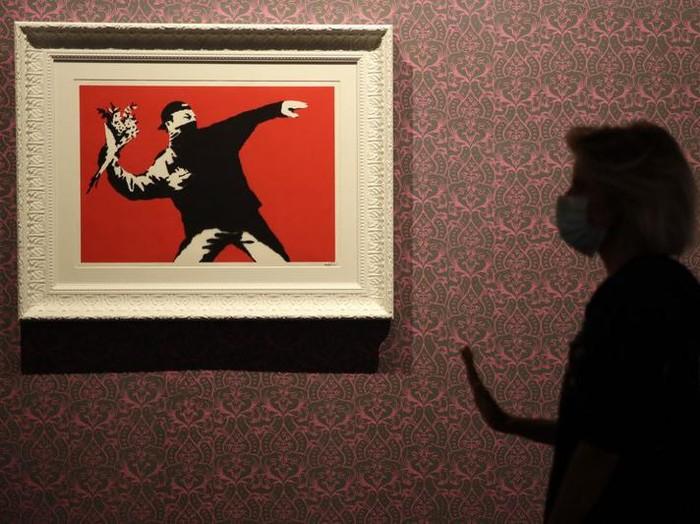 Seniman Banksy