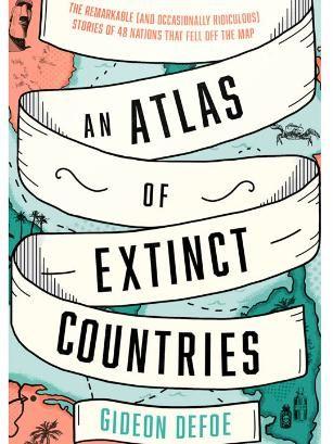 Buku Atlas of Extinct Countries