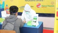 Syarat Rapid Test Naik Bus dan Kapal Penyeberangan Dihapus