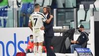 Andrea Pirlo Jagain Cristiano Ronaldo