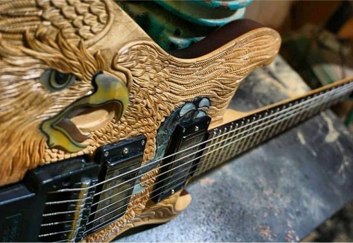 Gitar Made In Sidoarjo
