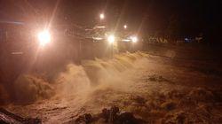 Hujan di Puncak Mulai Mereda, Bendungan Katulampa Turun Siaga 4
