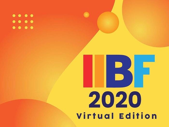 Indonesia International Book Fair (IIBF) 2020 Digelar Virtual