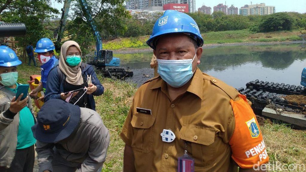 Pemprov DKI Bakal Bebaskan Lahan 5 Sungai dan 4 Waduk Akhir Tahun Ini