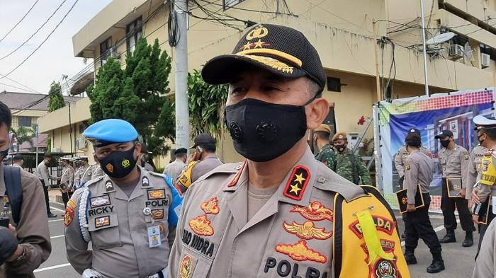 Kapolda Sumsel, Irjen Eko Indra Heri (Raja Adil-detikcom)