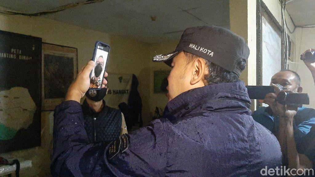Ketinggian Katulampa 2,5 Meter, Bima Arya Video Call Anies Agar Jakarta Siaga