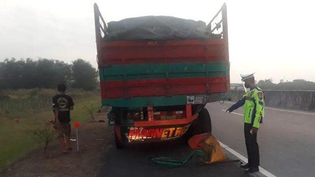 kecelakaan di tol surabaya