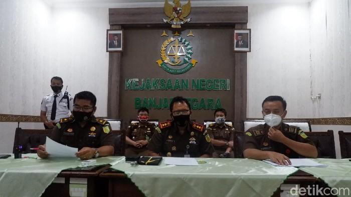 Kejari Banjarnegara usut dugaan korupsi PT BPR BKK Jateng senilai Rp 1 M, Senin (21/9/2020).